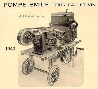 Pompe Dupenloup de 1940